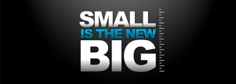 small-is-the-new-big