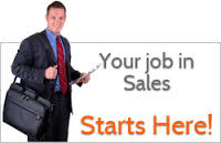 Your Job In Sales Starts Here