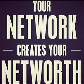 Your network creates