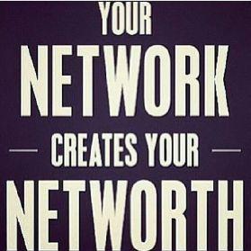 Your network creates