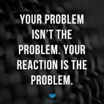 problem reaction