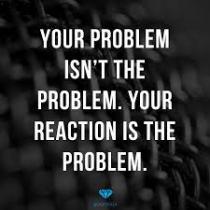 problem reaction